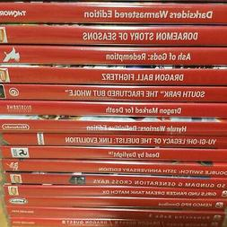 18 19 Brand New Nintendo Switch Games - Plays on ALL Switch