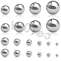 304 Stainless Steel Ball Dia 1mm-100mm High Precision Bearin