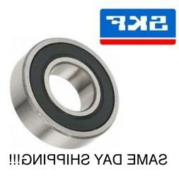 6204-2RS C3 SKF Brand rubber seals bearing 6204-rs ball bear