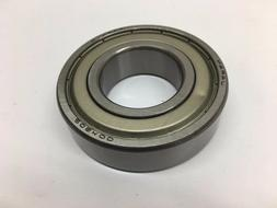 annular ball bearing 206kdd steel overall straight