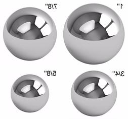 "Assorted Coin Ring Making Steel Balls - Assortment Of 1"", 7/"