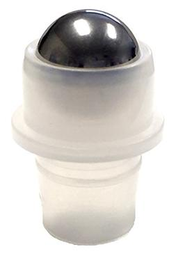 10ml  Roll-On Bottle Replacement Balls - Steel - Pack of 12