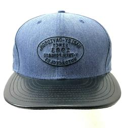 Harley-Davidson Ball Cap New Era 59Fifty Front/Rear Embroide
