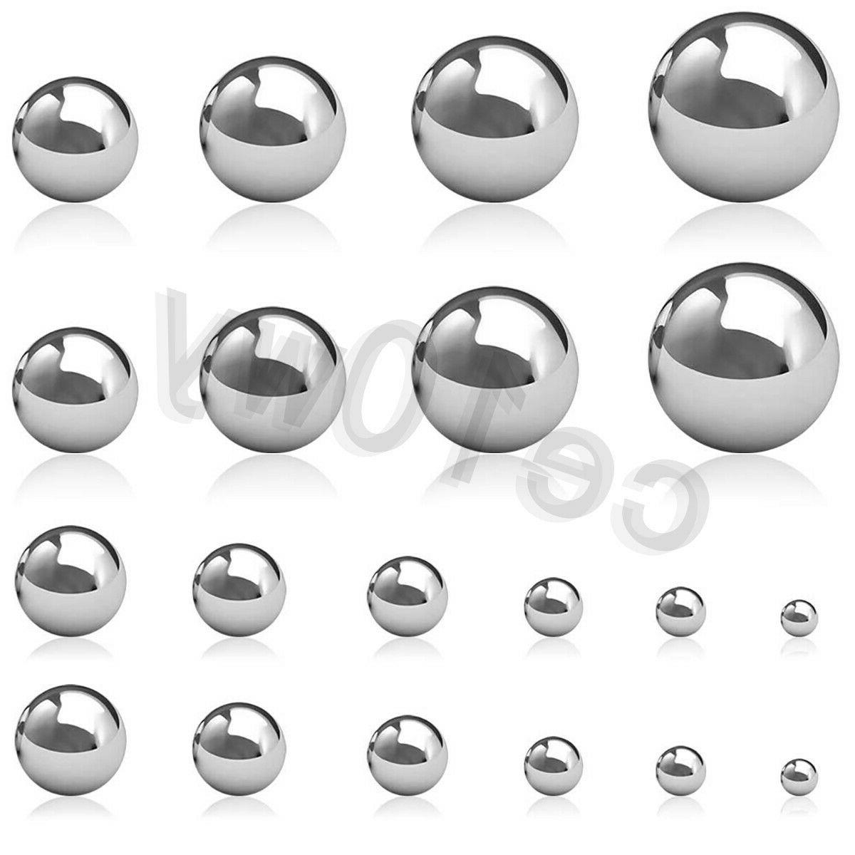 304 stainless steel ball dia 1mm 100mm