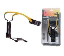 MKT1-BP High Velocity Folding Slingshot with 10 Steel Ball A