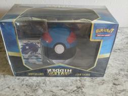 Pokemon TC - Hidden Fates - Great Ball Collection - FACTORY