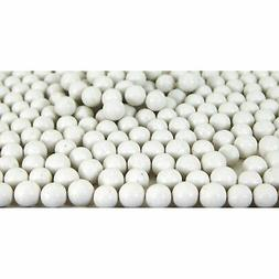 Raytech Porcelain Balls Bright Finish Media - 2mm Size 5-Lb