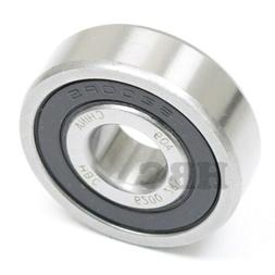 Stainless Steel Radial Ball Bearing HBC S6200-2RS With 2 Rub