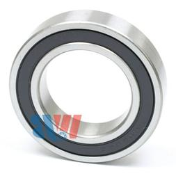 Stainless Steel Radial Ball Bearing S6905-2RS With 2 Rubber